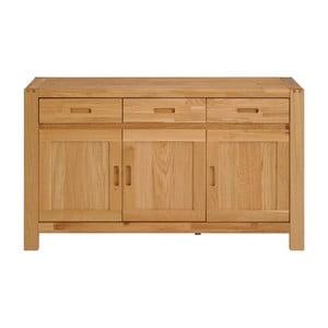 Dřevěná komoda s 3 šuplíky Artemob Ethan