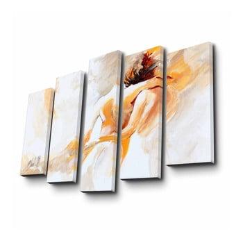 Tablou din mai multe piese Couple, 105 x 70 cm
