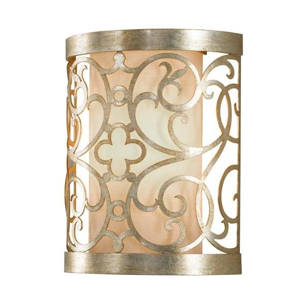 Nástěnné světlo Arabesque One Silver