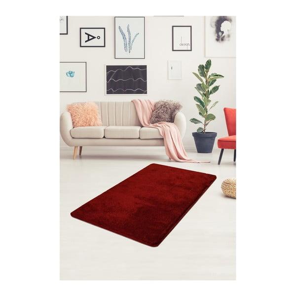 Červený koberec Milano, 120x70cm