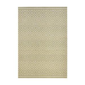 Zelený koberec vhodný do exteriéru Bougari Raute, 200x290cm