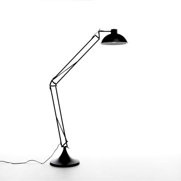 Isparta fekete állólámpa - Design Twist