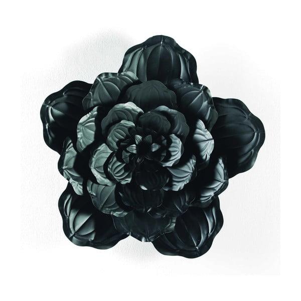 Černá dekorace Thai Natura Bunga, ⌀69cm