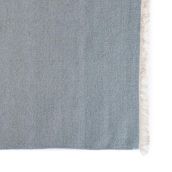 Vlněný koberec Rainbow Teal, 170x240 cm