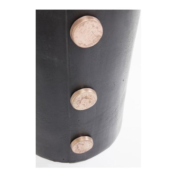 Odkládací stolek z kovu Kare Design Secrets