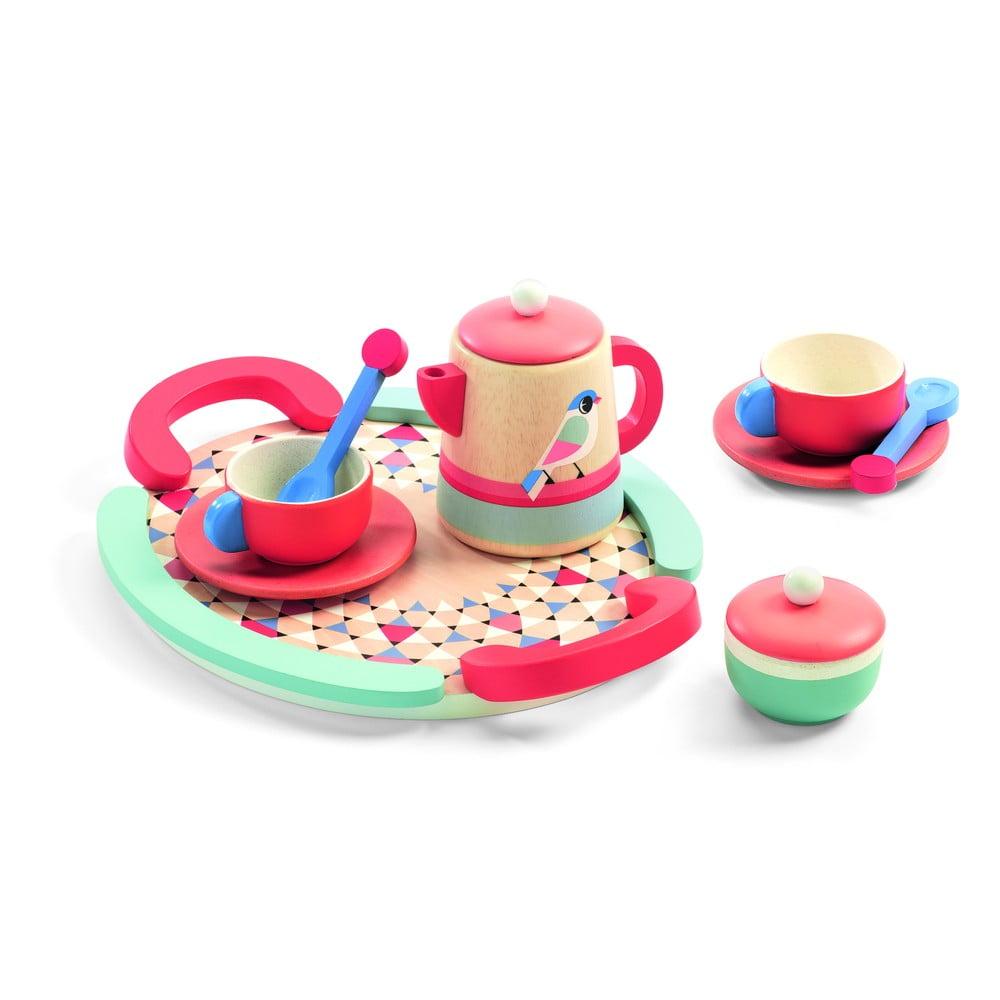 Dětský čajový set Djeco Tea