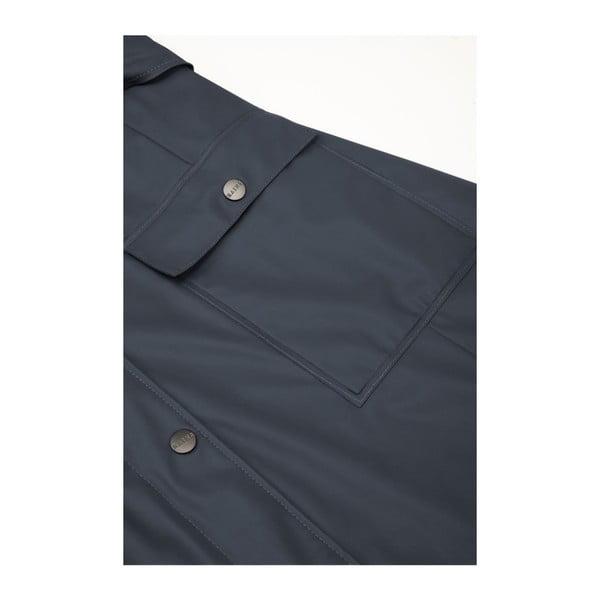 Jachetă damă impermeabilă, Rains Curve Jacket dimensiune XS / S, albastru închis