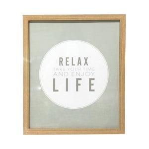 Dřevěný rámeček Maiko Relax