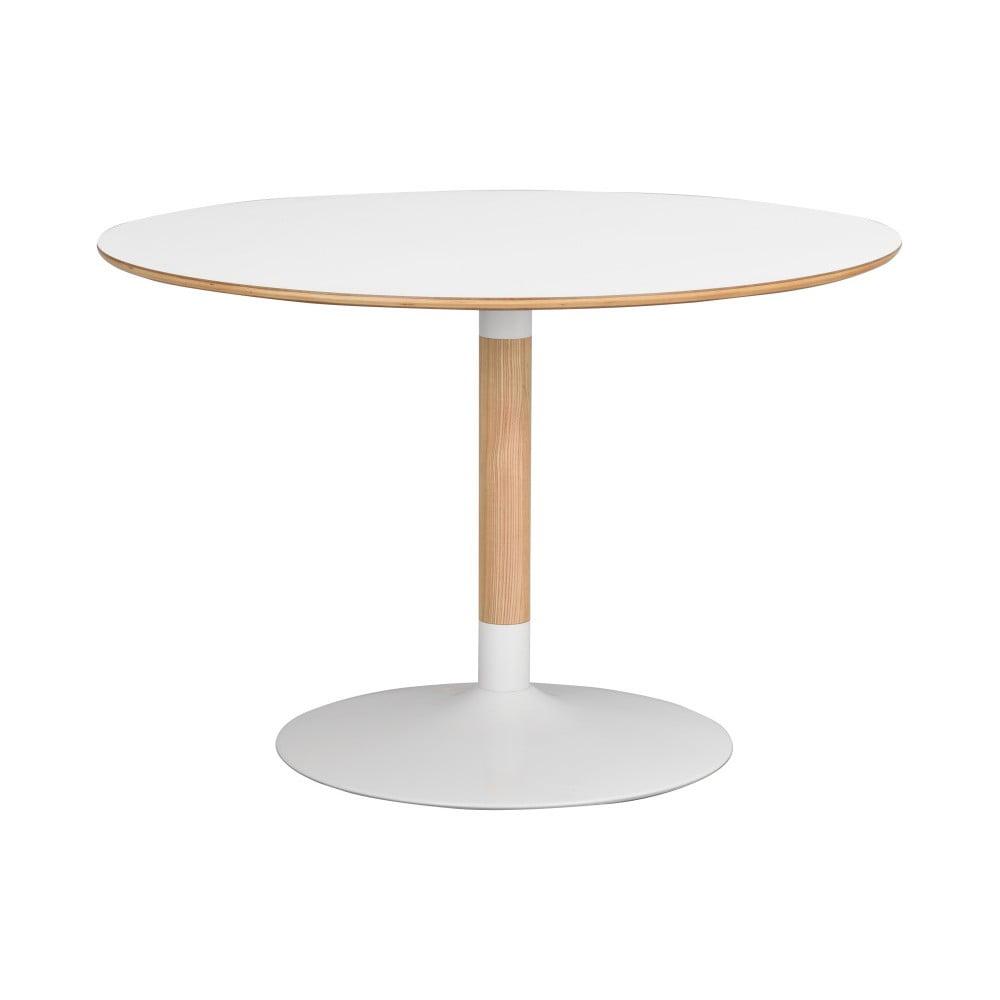 Bílý jídelní stůl Folke Alpo