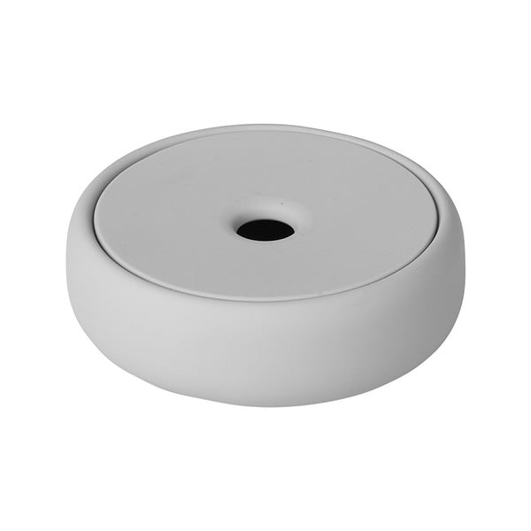 Sivá podložka na mydlo Blomus Sono
