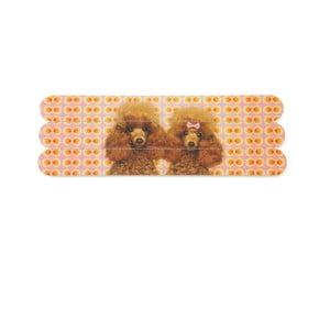 Sada 3 pilníků na nehty Poodle Love
