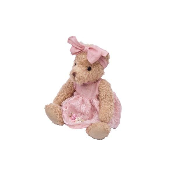 Medvídek Pink Teddy Girl