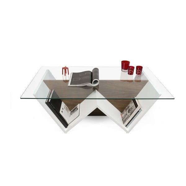Konferenční stolek TemaHome Walt Walnut