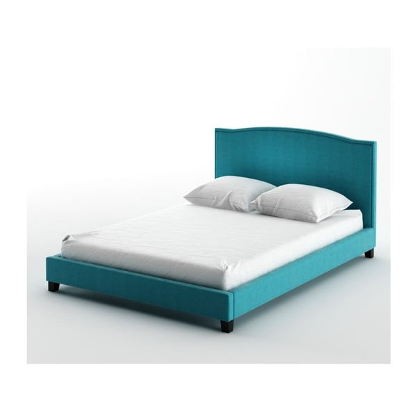Postel Valencia Blue, 160x200 cm