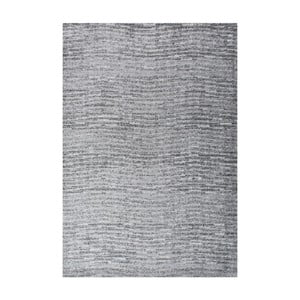 Covor nuLOOM Wave Grey, 152 x 244 cm