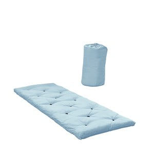 Pat pentru oaspeți tip saltea Karup Design Bed in a Bag Light Blue
