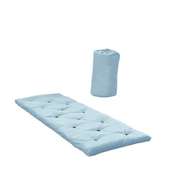 Pat pentru oaspeți tip saltea Karup Design Bed in a Bag Light Blue de la Karup Design