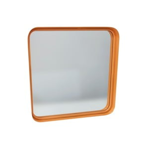 Oglindă PT LIVING Vougue, 51x51cm, galben