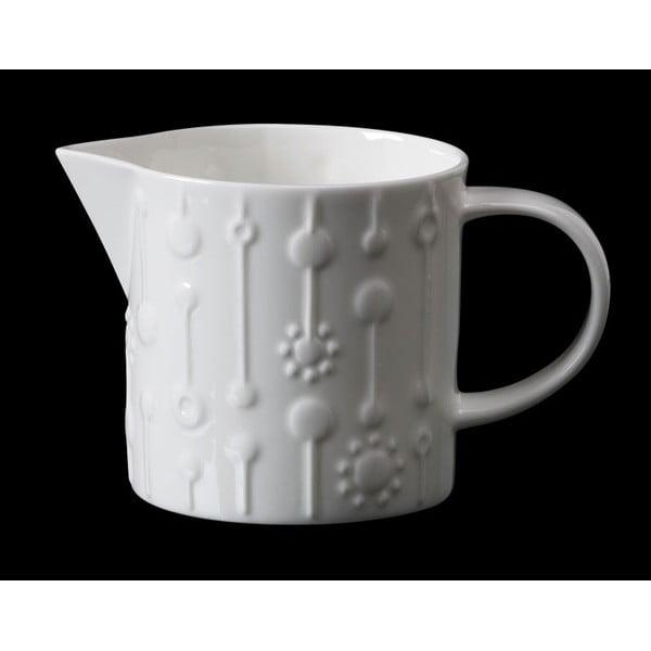 Džbánek z kostního porcelánu Tom Tom Fizz, 350 ml