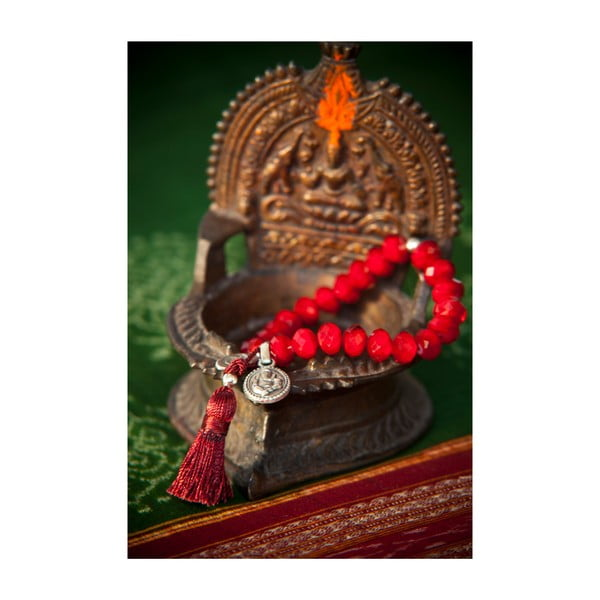 Náramek Ganesha Tassel