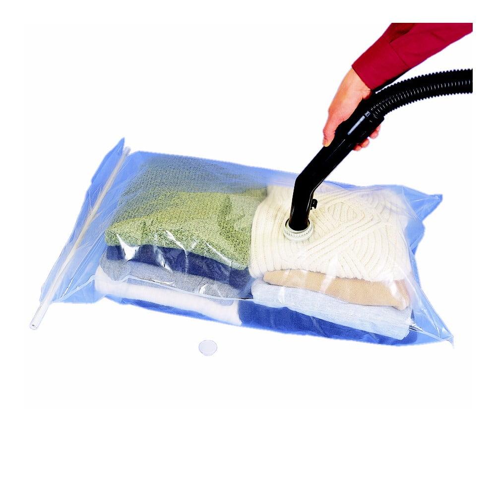 Sada 2 vakuových pytlů na oblečení JOCCA Bags, 90x55cm