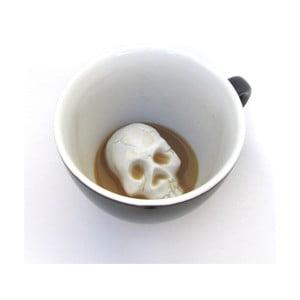 Hrnek Skull, 445 ml, černý