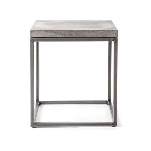 Perspective beton rakodóasztal, 35 x 40 cm - Lyon Béton
