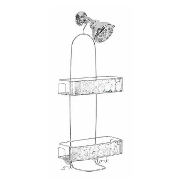 Raft suspendat pentru duș InterDesign Bubbli