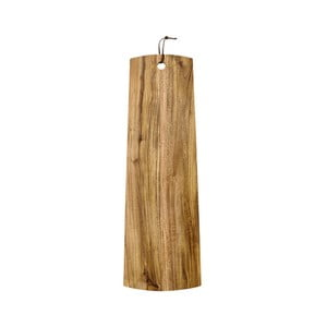Tocător pentru servit, din lemn de salcâm, Ladelle, lungimre 60 cm