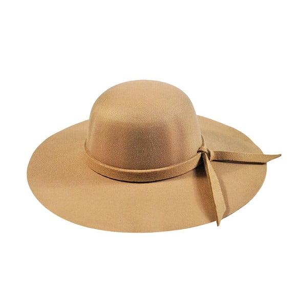 Pălărie din lână Ambiance Wool, maro