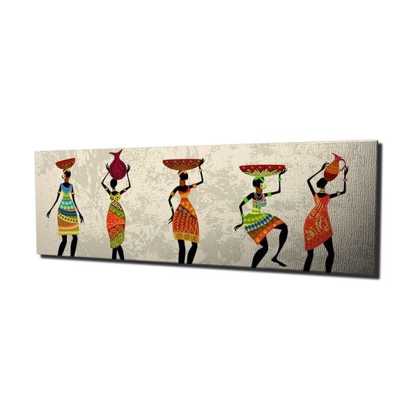 Tablou pe pânză Angola, 80 x 30 cm