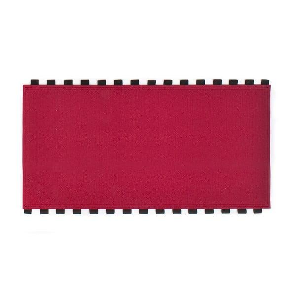 Tapperello Raspberry, koberec 120x65 cm
