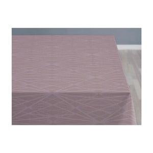 Față de masă Södahl Diamond, 140 x 180 cm, roz