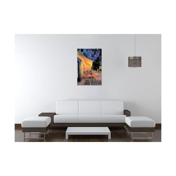 Obraz Van Gogh - Cafè nuit, 60x90 cm