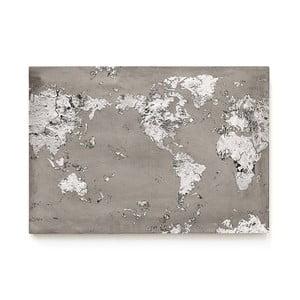 Betonový nástěnný obraz Lyon Béton World
