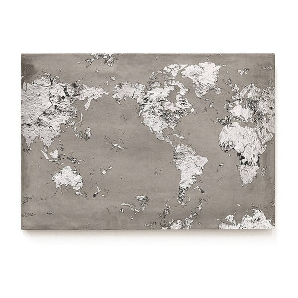 Tablou din beton pentru perete Lyon Béton World