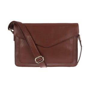 Dámská kožená taška Ursula Whisky Cross-Body