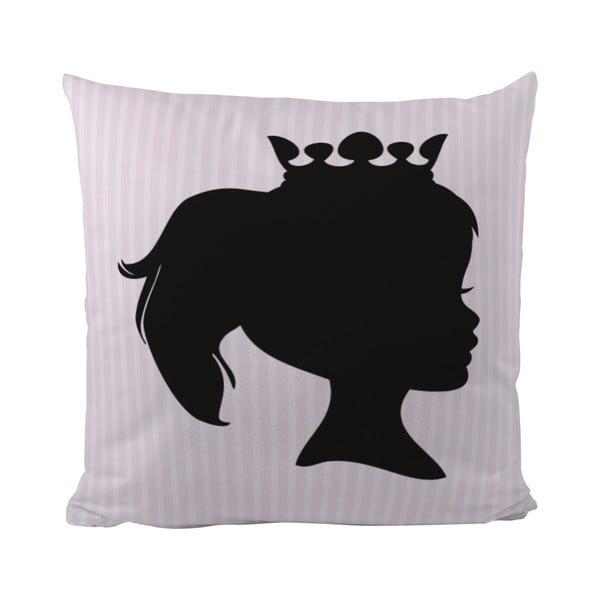 Polštář Little Princess, 50x50 cm