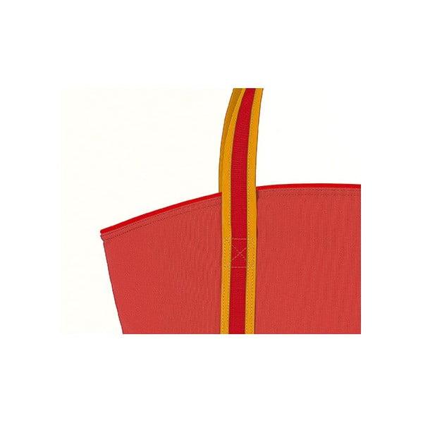 Červená plážová taška Terra Nation Pua Kopu,28l
