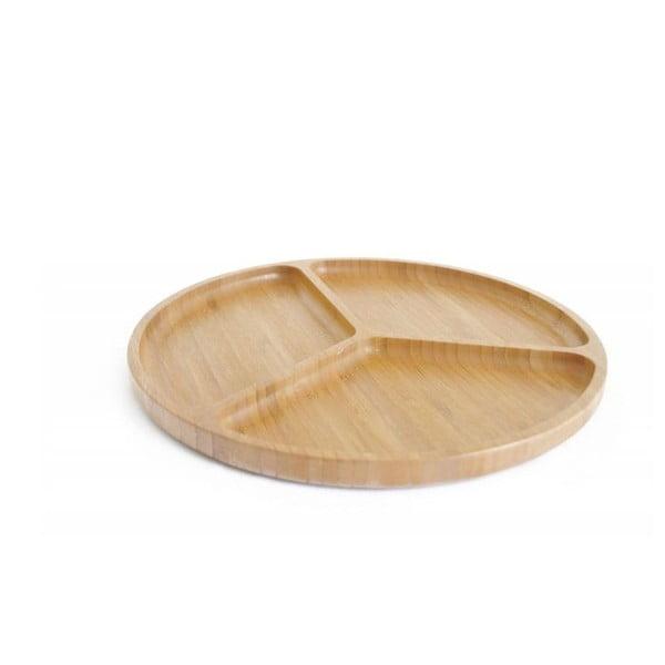 Tavă din bambus