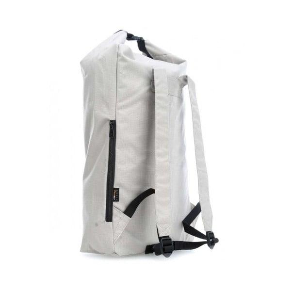 Světle šedý batoh z ripstopu Sandqvist Lova