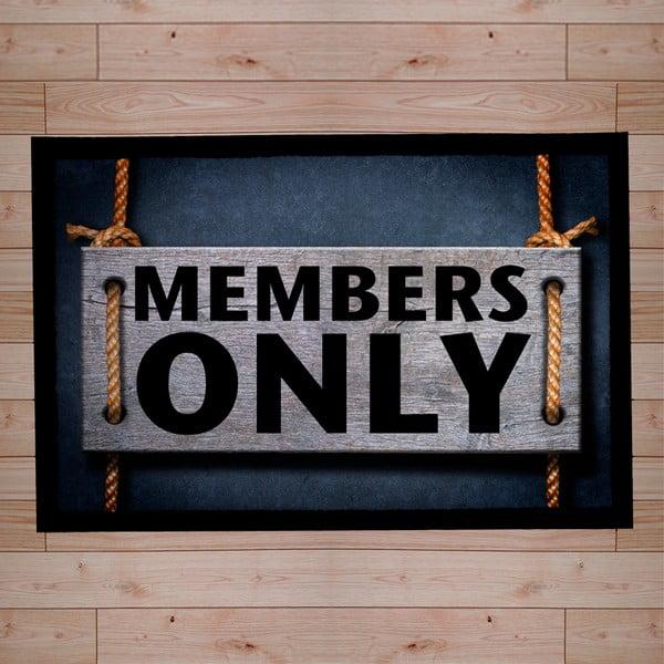Rohožka Members Only, 40x60 cm