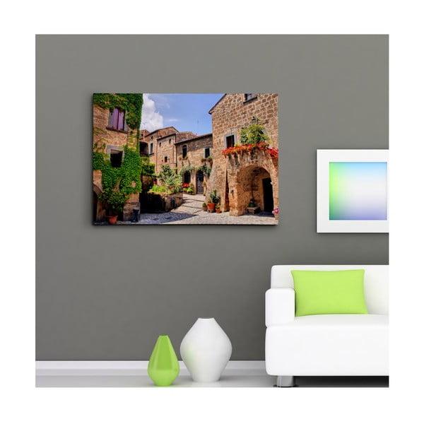 Obraz na plátně Romantická zákoutí, 50x70 cm