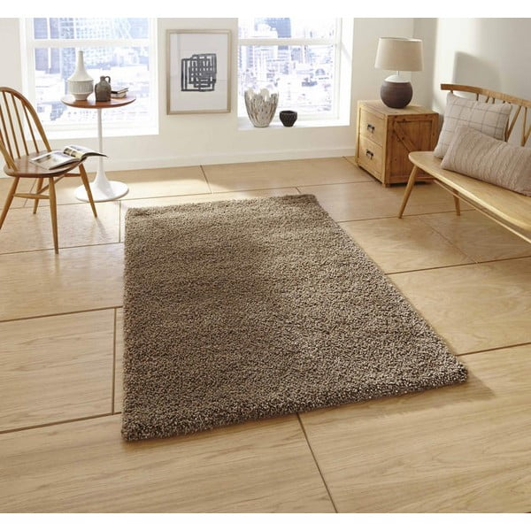 Koberec Loft Light Brown 160x230 cm