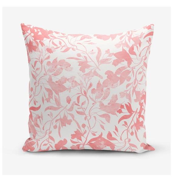Delicate pamutkeverék párnahuzat, 45 x 45 cm - Minimalist Cushion Covers