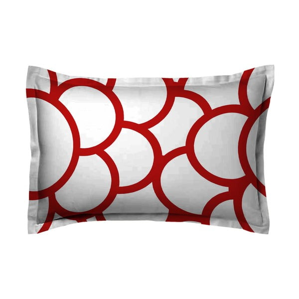 Povlak na polštář Moa Rojo, 50x70 cm