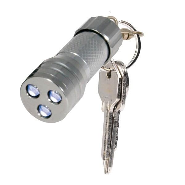 Klíčenka s LED svítilnou
