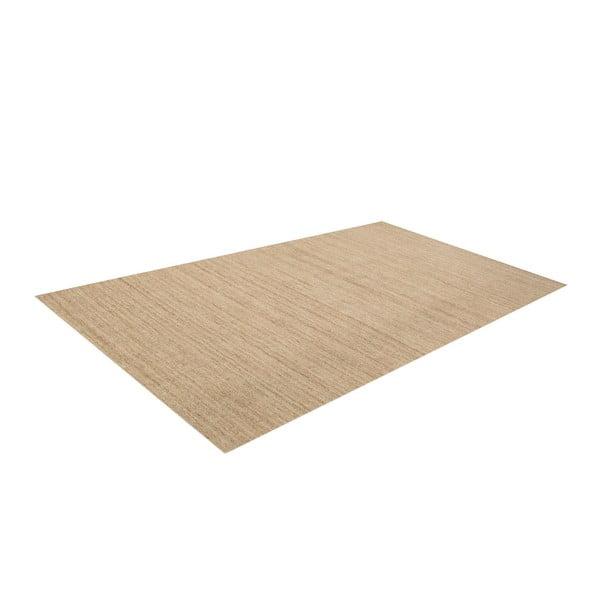 Vlněný koberec Barbora Beige, 140x200 cm