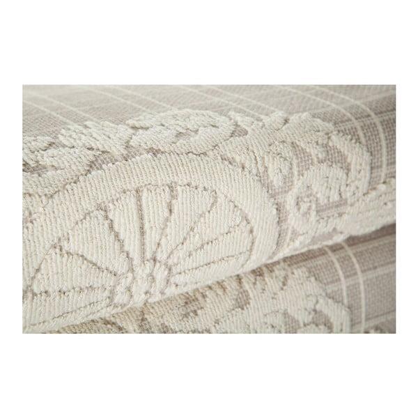 Sada 2ks ručníků Eftelya Grey, 50x90 cm