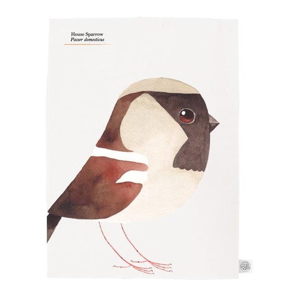 Prosop Gift Republic Bird Tea Towel